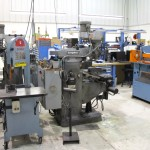 CAPE's fabrication shop helps customers make modifications during testing.
